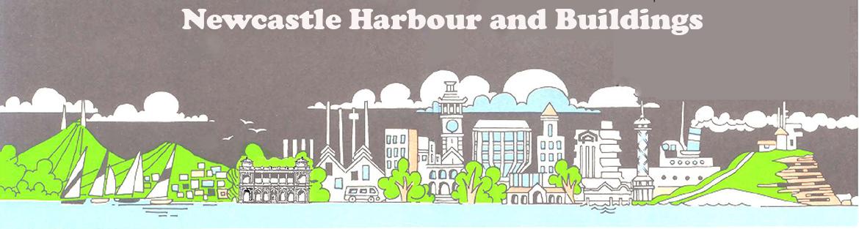 4 modified Newcastle NewcastleHarbour stylised