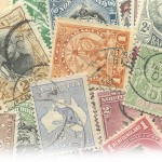 stamp-background
